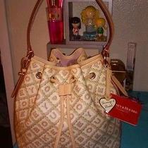 Beautiful Dooney Bourke Handbag Photo