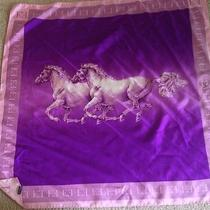 Beautiful Escada Horse Scarf Photo