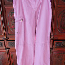 Beautiful Escada Sport Violet Sport Pants Size 40 - Usa 10 Photo