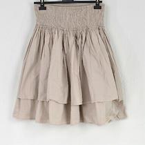 Beautiful Ewa I Walla Cotton Ruffle Skirt One Size Ss13 22680 Photo
