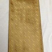 Beautiful Fendi Gold Necktie  Photo