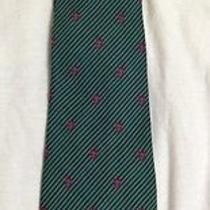 Beautiful Fendi Green  Necktie Photo
