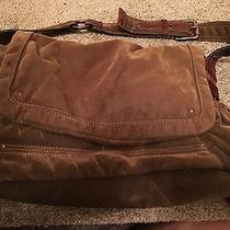 Beautiful Fossil Messenger Bag Photo