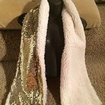 Beautiful Fossil Sequined Scarf Photo