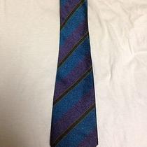 Beautiful Givenchy Purple Necktie  Photo