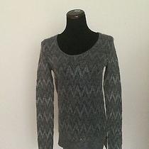 Beautiful Gray & Silver Sweater Photo