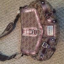 Beautiful Guess Handbag Photo