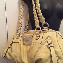 Beautiful Guess Handbag With Braided Straps Photo