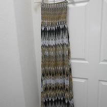 Beautiful Guess Strapless Dress S/p Photo