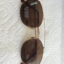 Beautiful Guess Sunglasses Vintage Photo