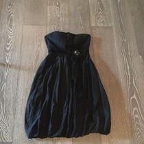 Beautiful Lanvin Black Dress Photo