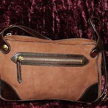 Beautiful Lanvin (Brown) Shoulder Bag Handbag Purse Photo