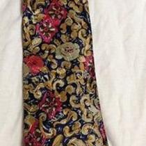 Beautiful Lanvin  Flower Necktie  Photo