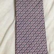 Beautiful Lanvin Geometric Necktie  Photo
