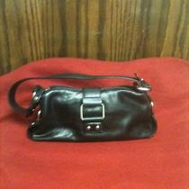 Beautiful Leather Alfani Purse Photo