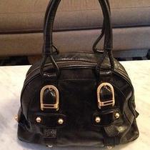 Beautiful Leather Bally Bag Photo