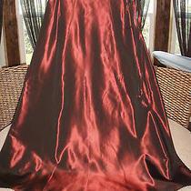 Beautiful Long Taffeta Skirt by Roberto Cavalli 28