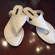 Beautiful Louis Vuitton Sandals Photo