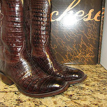 Beautiful Lucchese Boots Photo