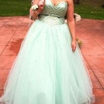 Beautiful Mari Lee Prom Dress Photo