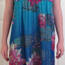 Beautiful Matthew Williamson Dress - Size 4-6 Photo