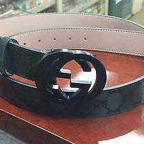 Beautiful Men's Gucci Belt Photo