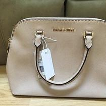 Beautiful Michael Kors Dome Satchel in Beautiful Blush  Photo