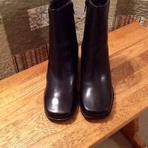 Beautiful Naturalizer Leather Boots Photo