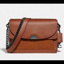 Beautiful New Coach Dreamer Leather Shoulder Crossbody Tote Bag  Photo