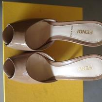 Beautiful New Fendi Heels Photo
