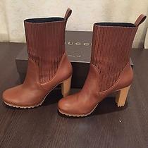 Beautiful New Gucci Boots Photo