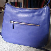 Beautiful New Leather Fossil Ladies Handbag Purse Photo
