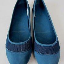 Beautiful New Patagonia Maha Breathe Flats Womens Size 8.5 Blue Free Shipping Photo