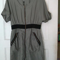 Beautiful Olive Green Dress Photo