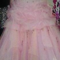 Beautiful Pink Prom Gown Photo