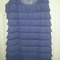 Beautiful Purple h&m Dress - Sz L Photo