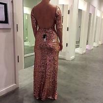Beautiful Rose Gold Dress Photo