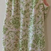 Beautiful Sara Campbell Dress Excellent-Size-4 Photo