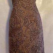 Beautiful Shoshanna Strapless Dress Photo
