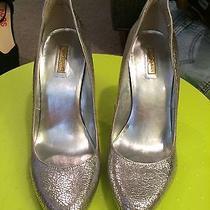 Beautiful Silver Heels Photo