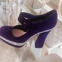 Beautiful Sparkle Miu Miu Shoes Photo