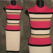 Beautiful St John Collection Knit Dress 6 Photo
