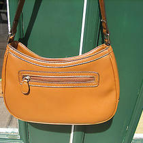 Beautiful Tan Liz Claiborne Handbag Photo