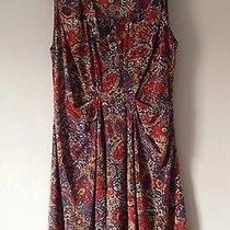 Beautiful Thakoon Apc Paisley Isabel Dress 8 Photo