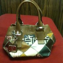 Beautiful Tignanello Leather Purse Gently Used. Photo