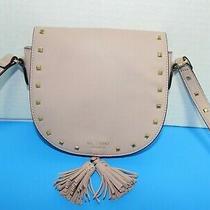 Beautiful Victoria's Secret Crossbody Handbag Purse Blush Color Photo