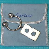 Beautiful Vintage Cartier Sterling Silver 15.5gr