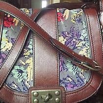 Beautiful Vintage Reissue Fossil Crossbody Bag  Photo