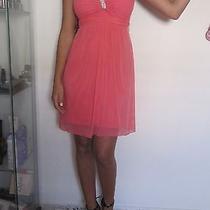 Beautiful Wedding & Formal Occasion & Bridesmaids Dress Size S Pink Dress Photo