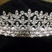 Beautiful Wedding Tiara Photo